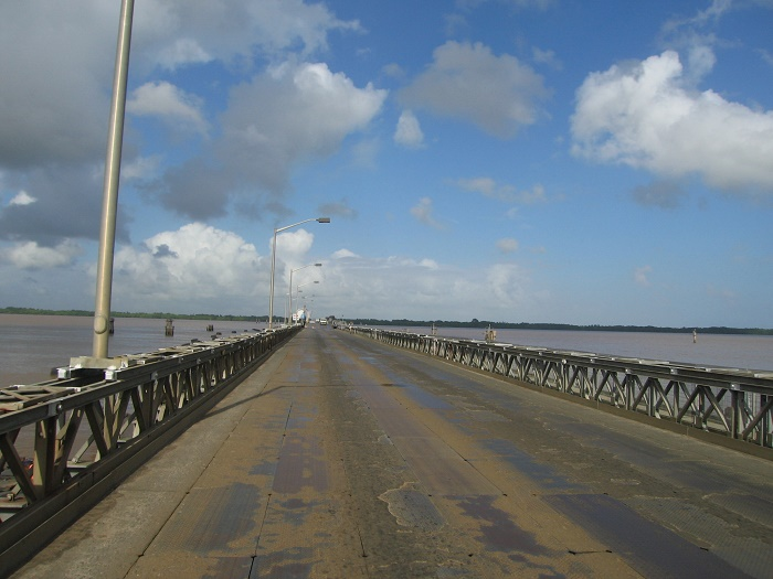 3 Demerara Bridge