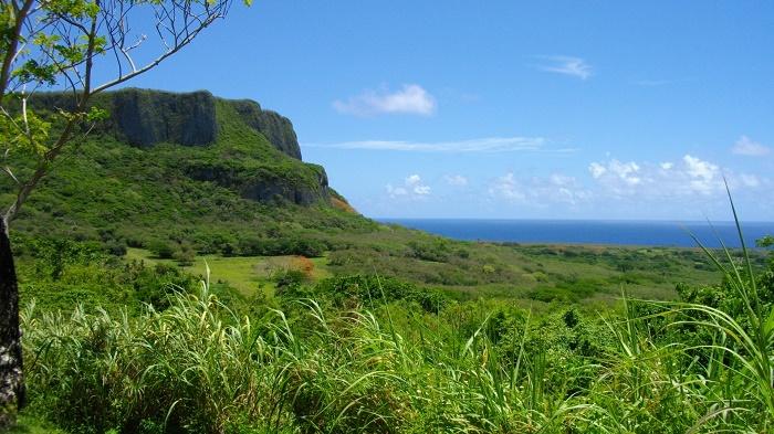 3 Saipan Cliff