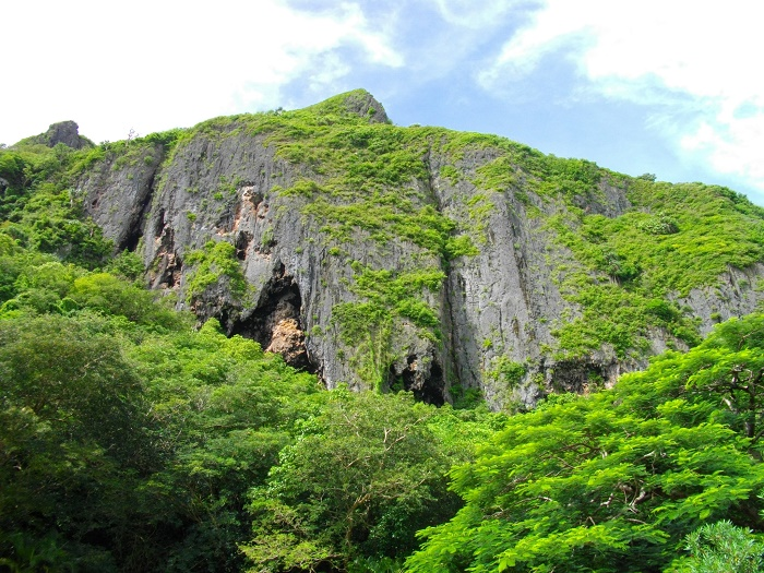 4 Saipan Cliff