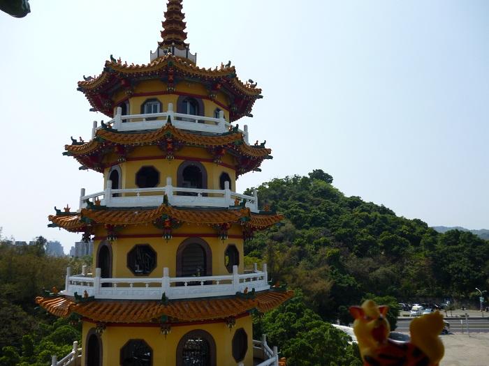 5 Taiwan Pagodas