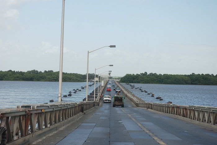 6 Demerara Bridge