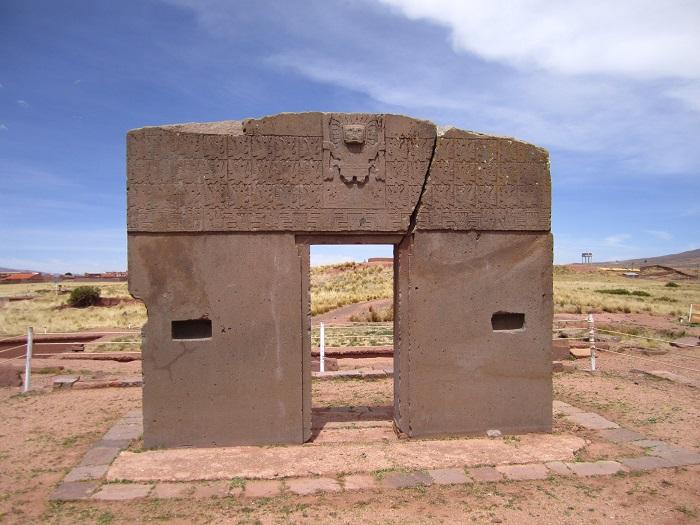 1 Tiwanaku