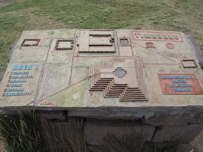 10 Tiwanaku