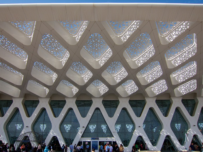 12 Menara Airport