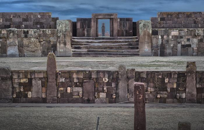 16 Tiwanaku