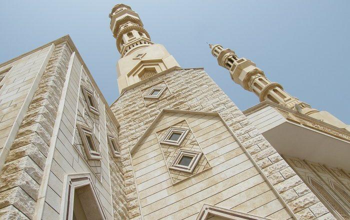 8 Jumeirah Mosque