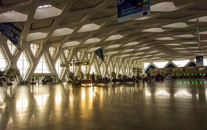 8 Menara Airport