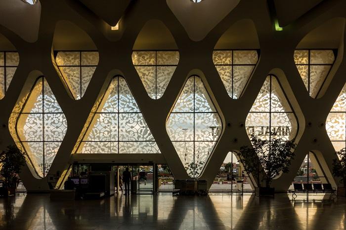 9 Menara Airport