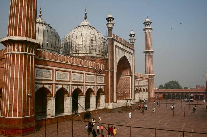 11 Jama Delhi
