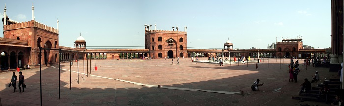 3 Jama Delhi