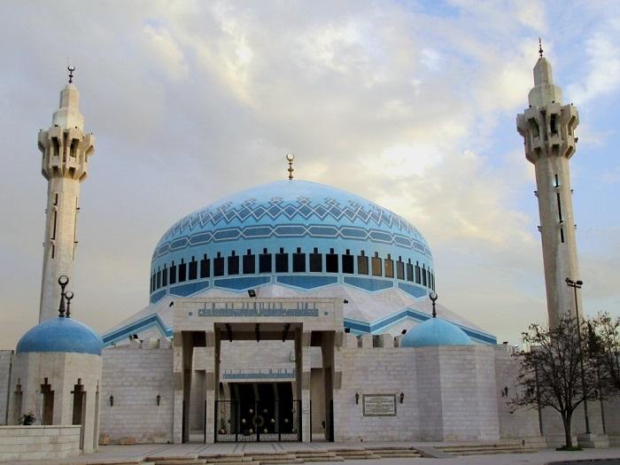 1 Abdullah Mosque