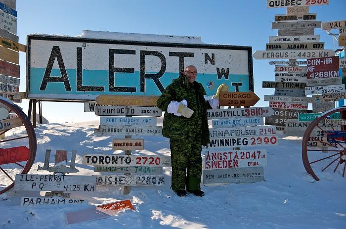 1 Alert Nunavut