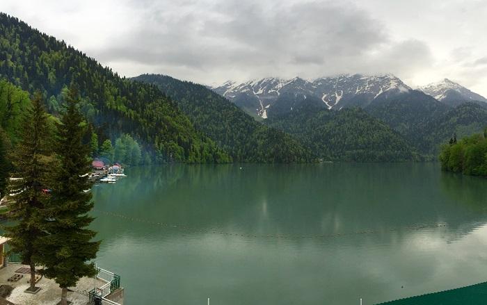 1 Ritsa Abkhazia