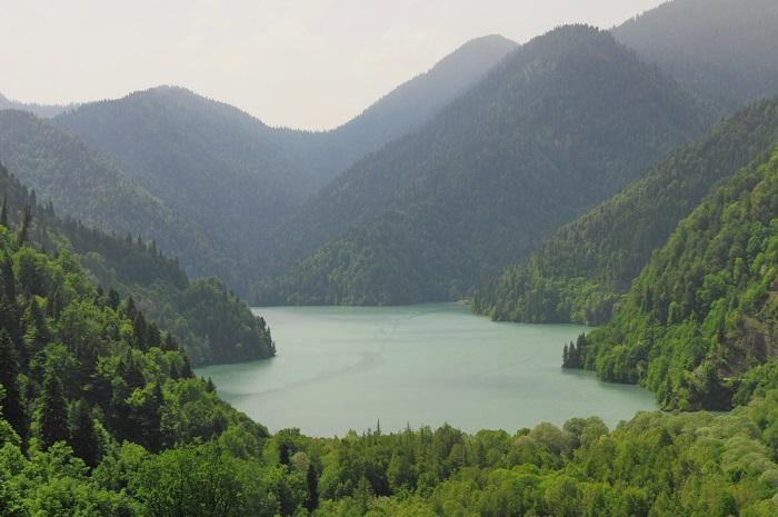 12 Ritsa Abkhazia