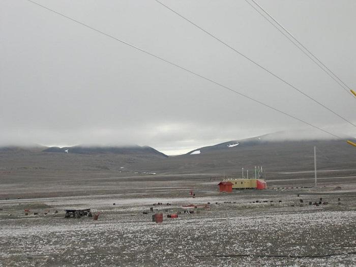 3 Alert Nunavut