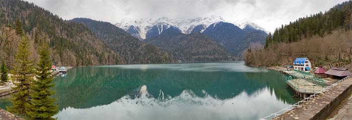 5 Ritsa Abkhazia