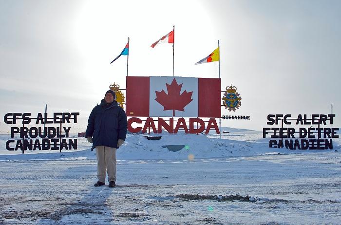 9 Alert Nunavut