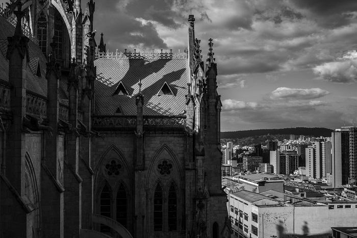 3 Quito Basilica