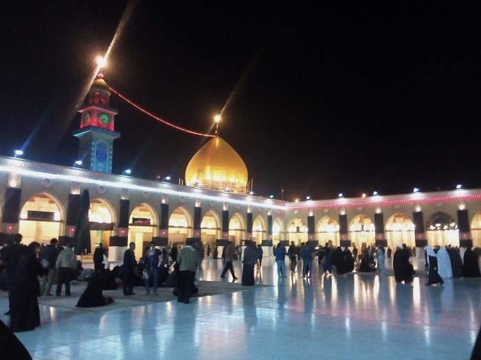 7 Kufa Mosque