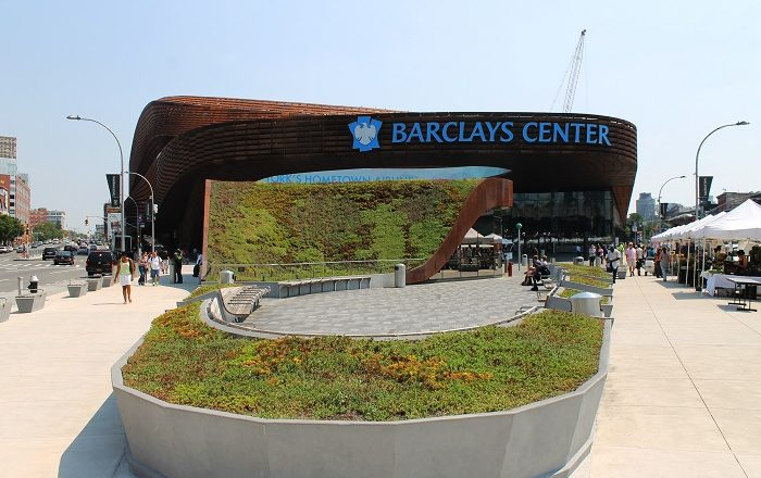 9 Barclays Brooklyn