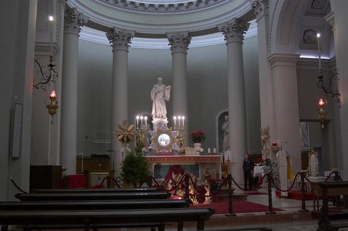 5 San Marino Basilica