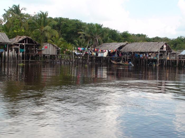 9 Orinoco Delta