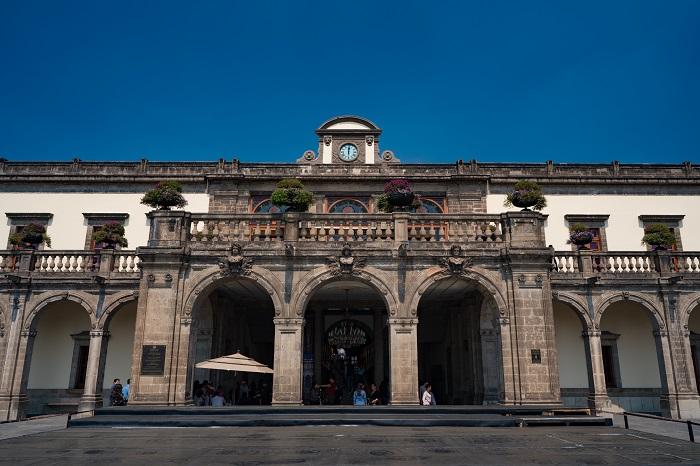 2 Chapultepec