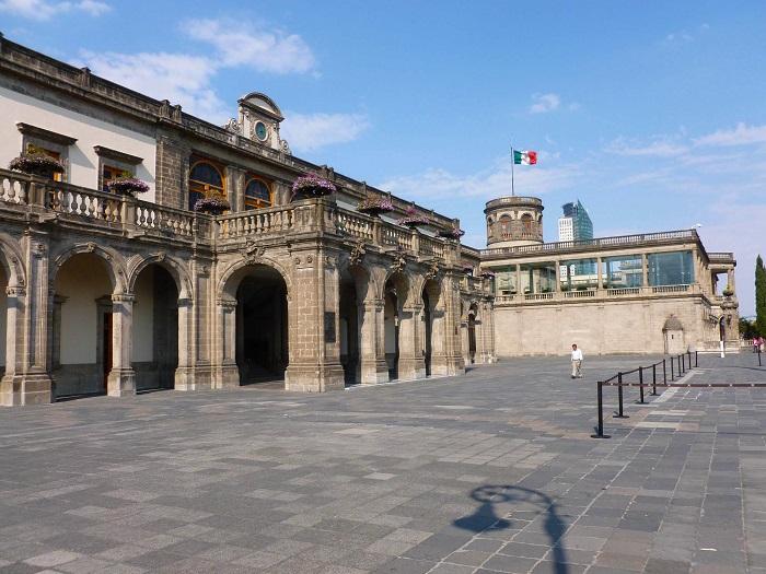 5 Chapultepec