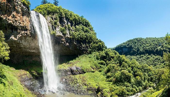 4 Caracol Falls
