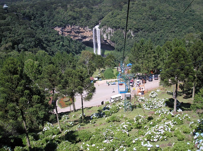 5 Caracol Falls