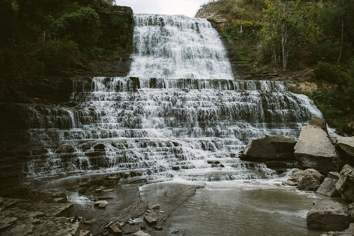 6 Albion Falls