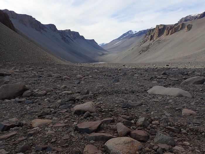 6 Dry Valleys