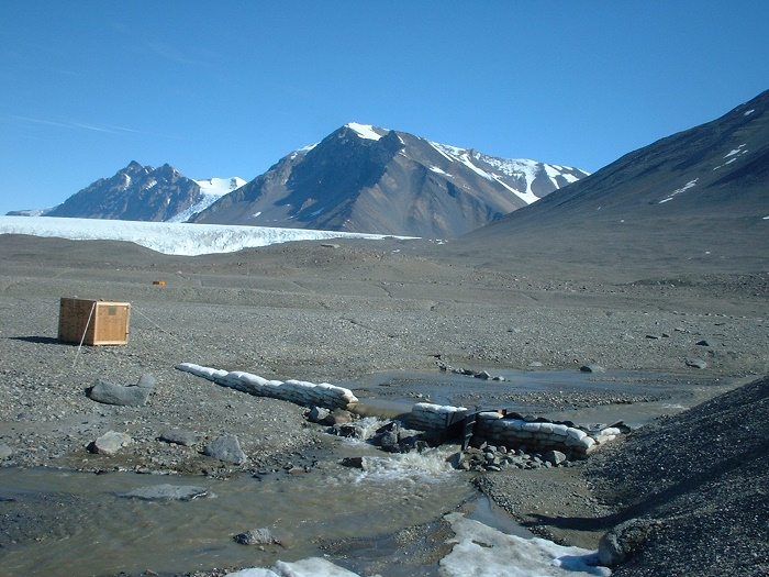 8 Dry Valleys