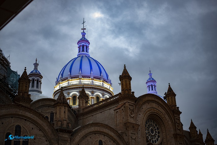 3 Cuenca Cathedral