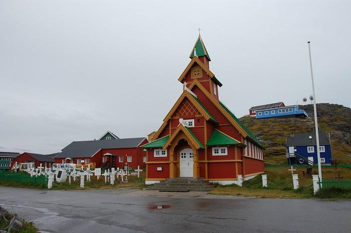 1 Fredenskirche