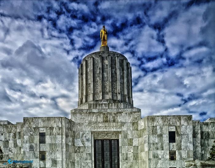 1 Oregon Capitol