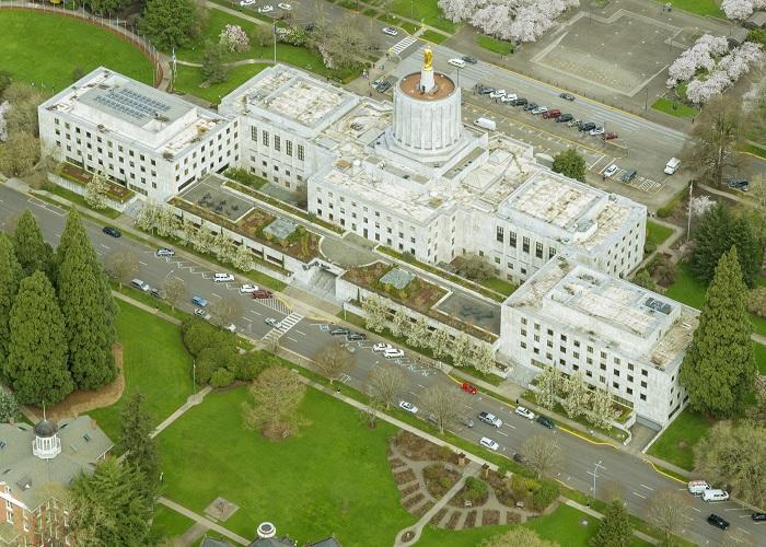 10 Oregon Capitol