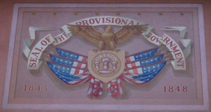 11 Oregon Capitol