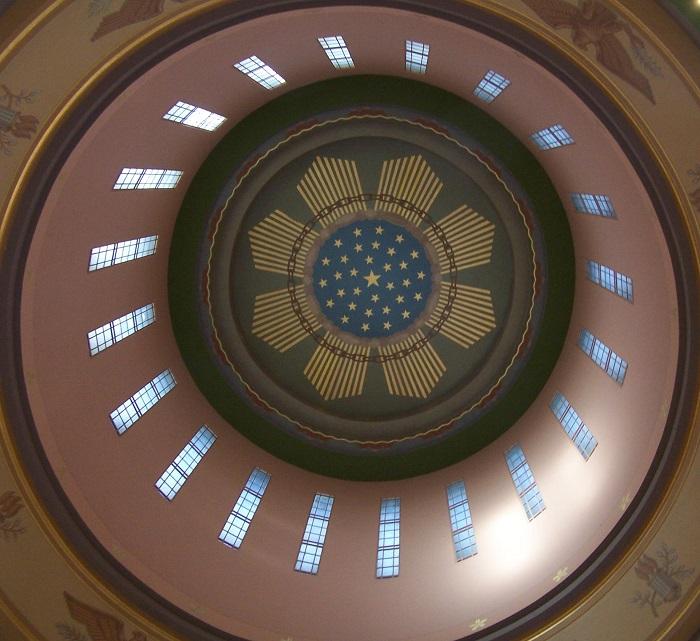 12 Oregon Capitol