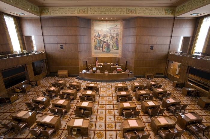 13 Oregon Capitol