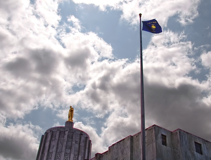 7 Oregon Capitol