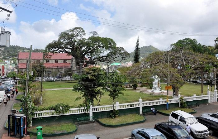 7 Castries Church