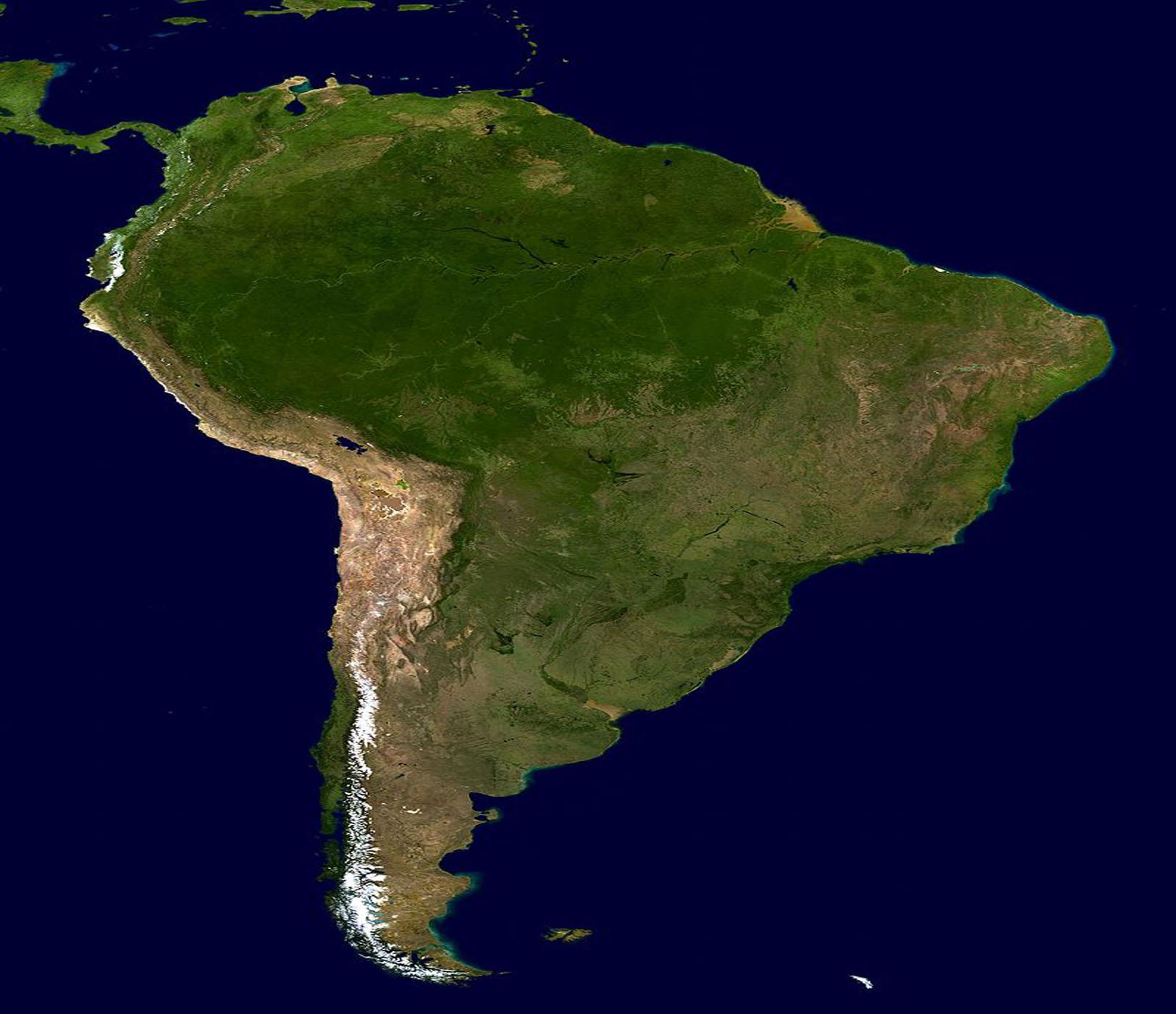 Материки картинки южная америка