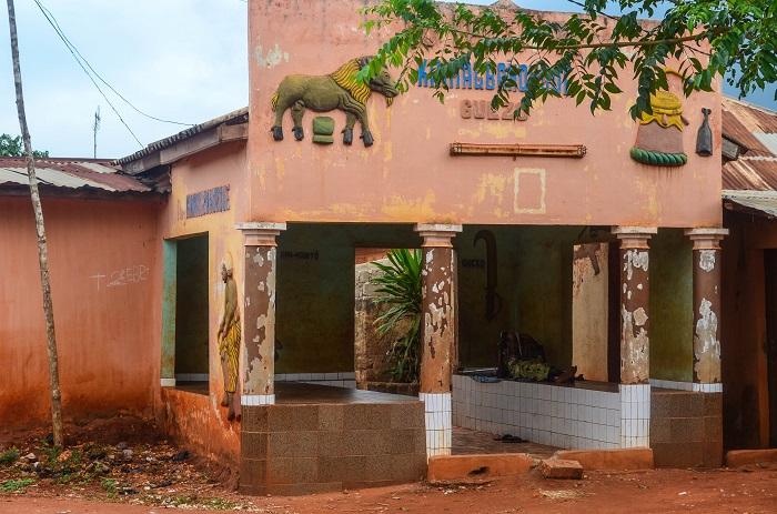 10 Abomey Palaces