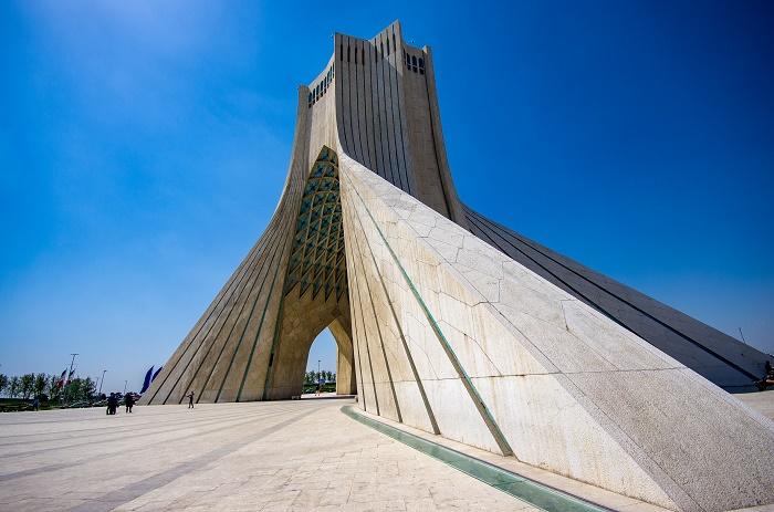 10 Azadi Tower