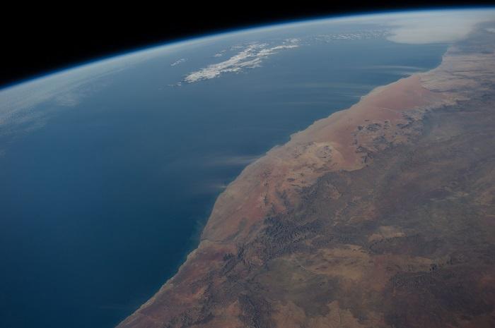 10 Namib Desert