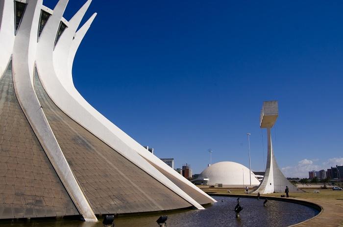11 Brasilia Cathedral