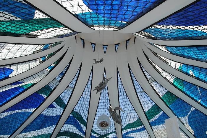12 Brasilia Cathedral