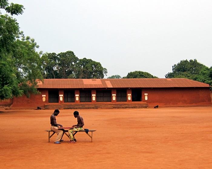 13 Abomey Palaces