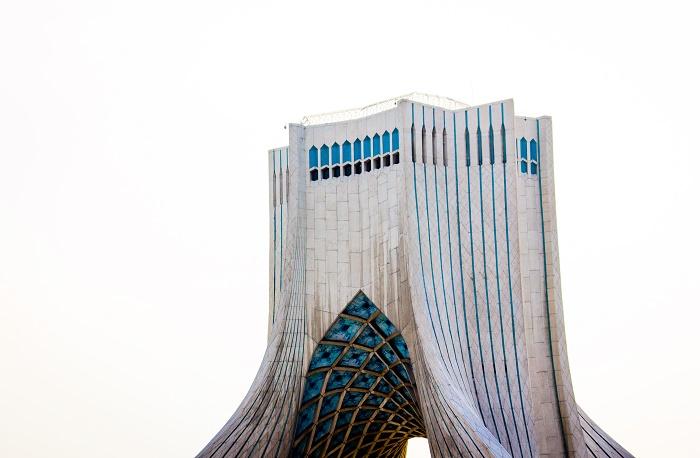 13 Azadi Tower